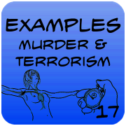 Homicide, Murder and Terrorism