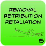 Removal Retribution Retaliation