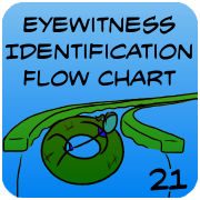 Eyewitness Identification Flow Chart
