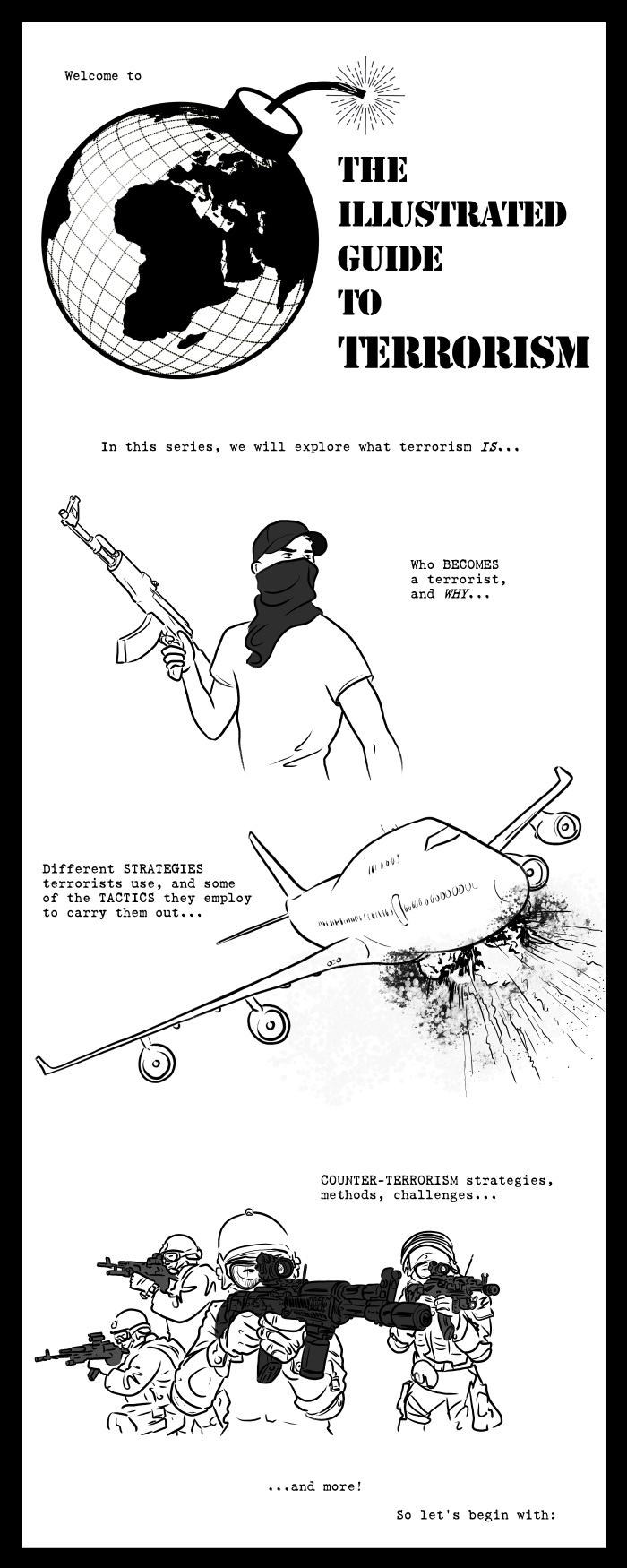 The Illustrated Guide to Terrorism