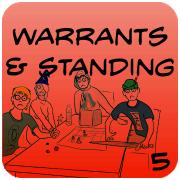 Search Warrants, Standing